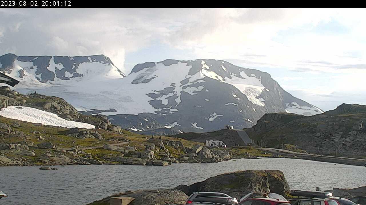 Bøverdalen - Sognefjellshytta; Gjertvasstind/Skagastølstindar