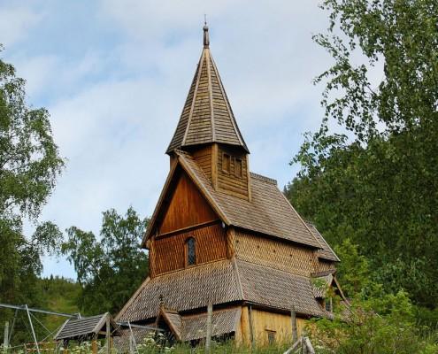 urnes-stavkyrkje