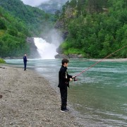 Activities-Guiding-Adventure Tours Norway-Fishing Breheimen National Park