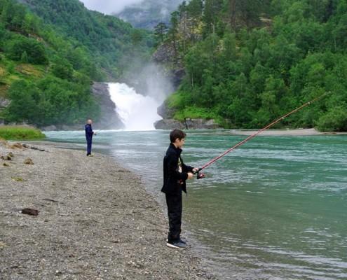 Activities-Guiding-Adventure Tours Norway-Fishing Breheimen National Park