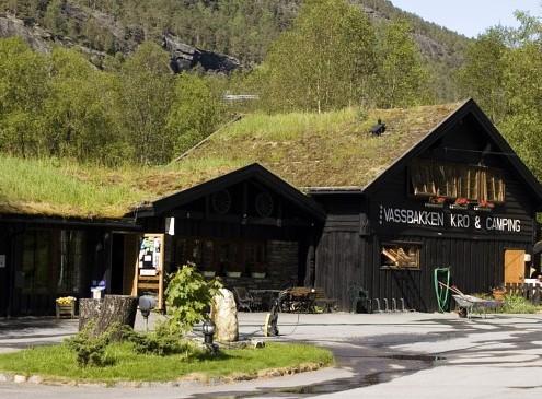 Overnatting-Vassbakken kro og camping_skjolden_1